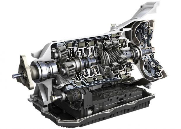 Автоматическая коробка передач: основные элементы.